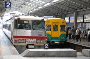 富山地方鉄道:うなづき号