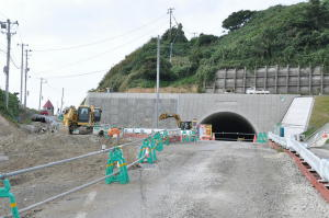椎谷トンネル(仮称)