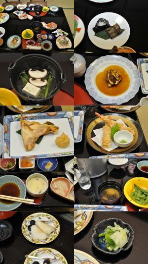 メトロポリタン松島夕食2日目