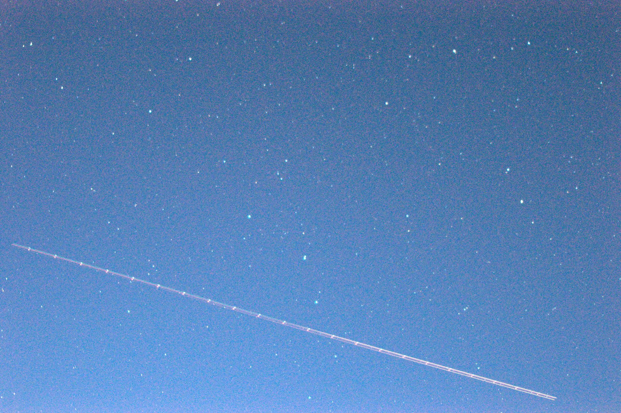 新潟2010;星空-1