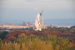 紅葉2010;万博記念公園-6