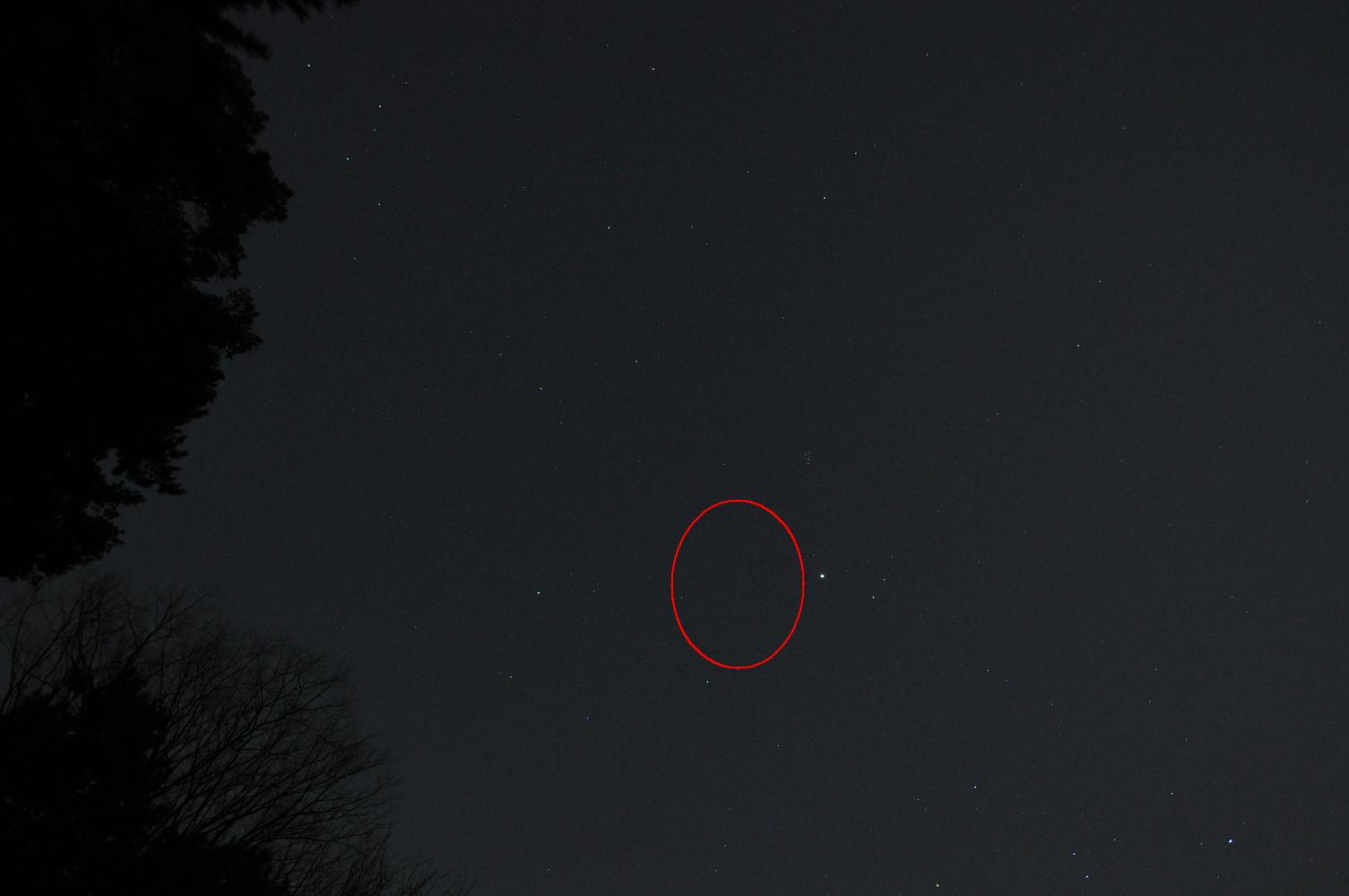 双子座流星群
