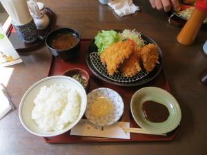 1000円B定食