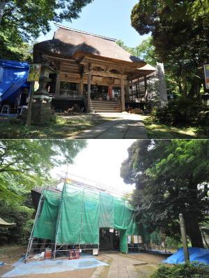 新潟2010;椎谷観音堂